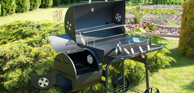grill ogrodowy orion